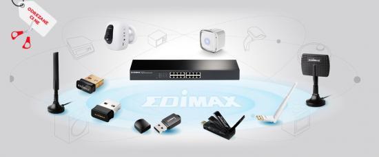 Odprodajne cene na celoten Edimax