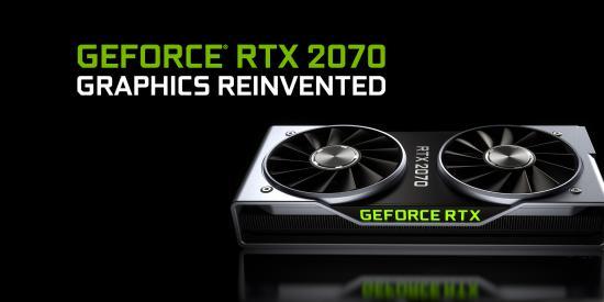 Nove NVIDIA RTX 2070 že na zalogi