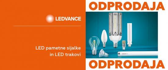 Odprodaja LEDVANCE tudi do -74%