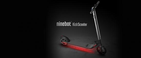 Električni skiro Ninebot ES2 by Segway