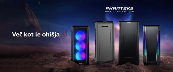Phanteks - več kot le ohišja