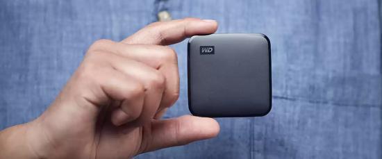 Novi WD Elements™ SE SSD-ji