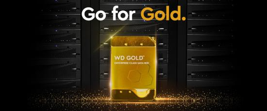 WD Gold™ - Enterprise diski zopet na voljo!