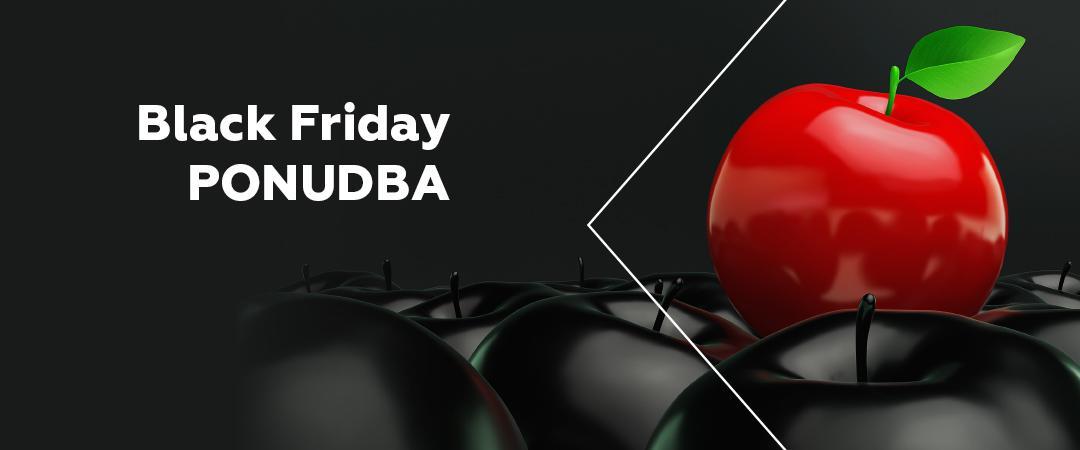 Black Friday ponudba