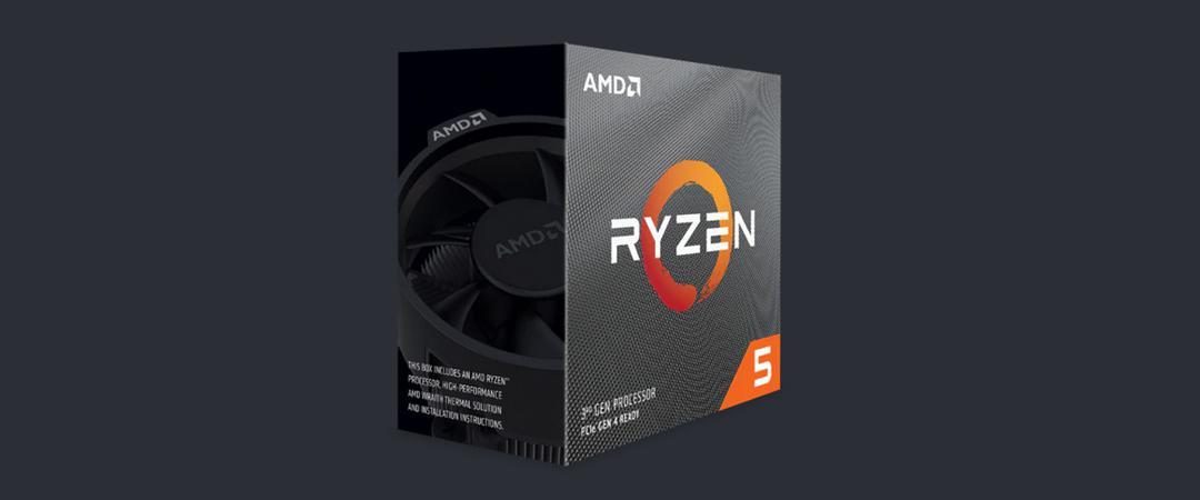 AMD Ryzen™ 5 3600 Zen 2