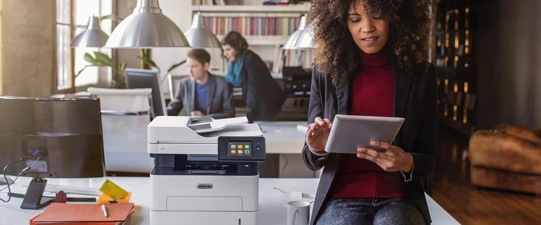 Novi Xerox® tiskalniki serije B
