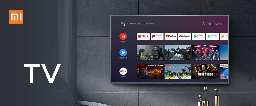 NOVO: 4K LED TV-ji Xiaomi