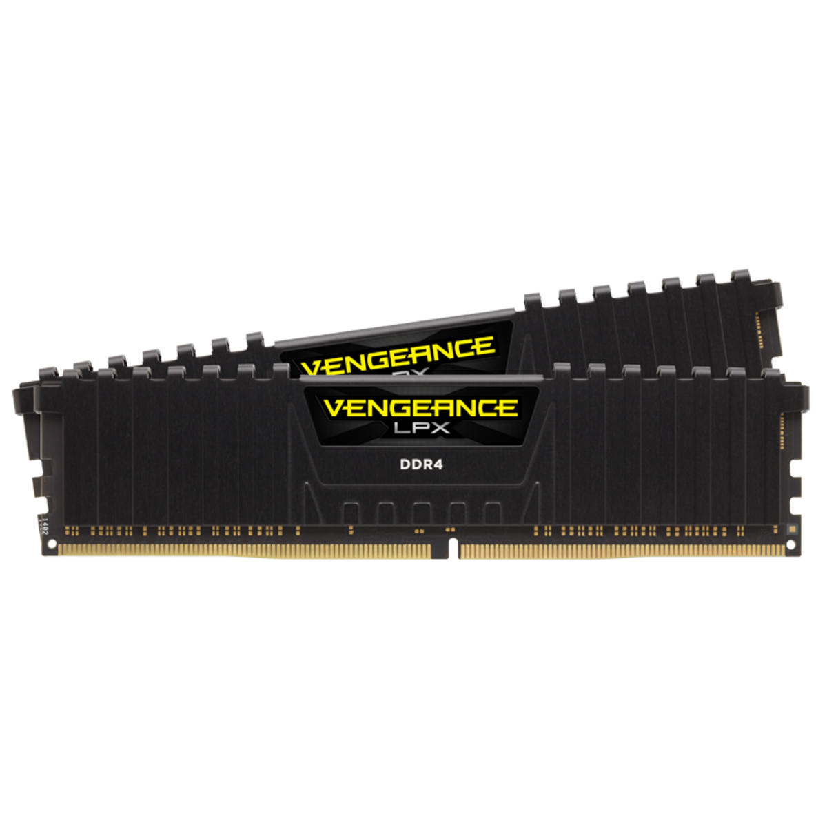 Corsair VENGEANCE LPX 16GB (2 x 8GB) DDR4 DRAM 3000MHz PC4-24000 CL16, 1.2V/1.35V