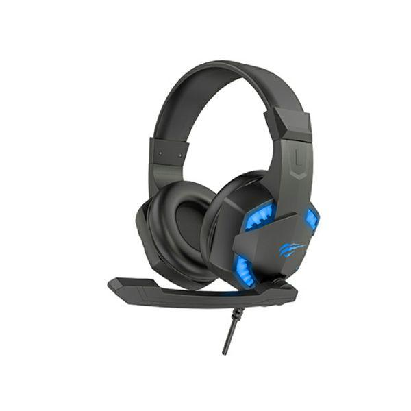 HAVIT Gamenote LED slušalke z mikrofonom HV-2032d