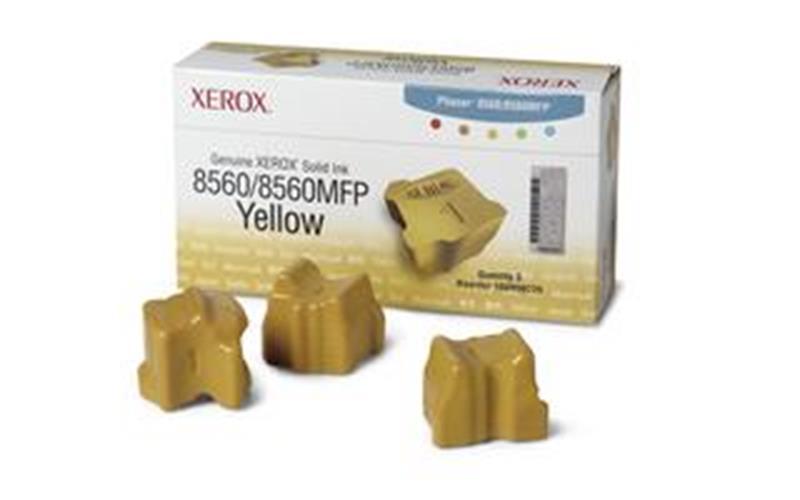 Xerox Solid Ink-8560W Yellow 3K