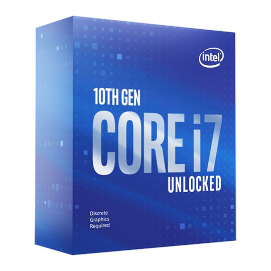 Intel Core i7 10700KF BOX procesor