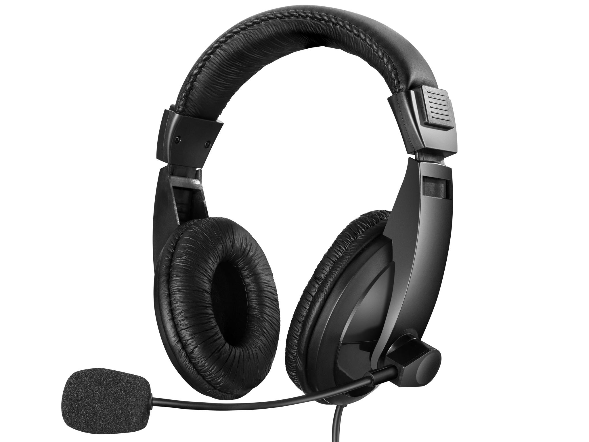 Sandberg Saver USB slušalke z mikrofonom