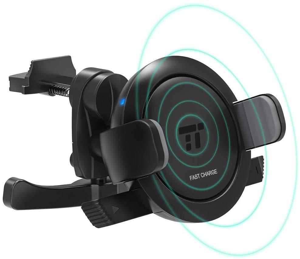 TaoTronics avto nosilec in polnilec za telefone TT-SH007