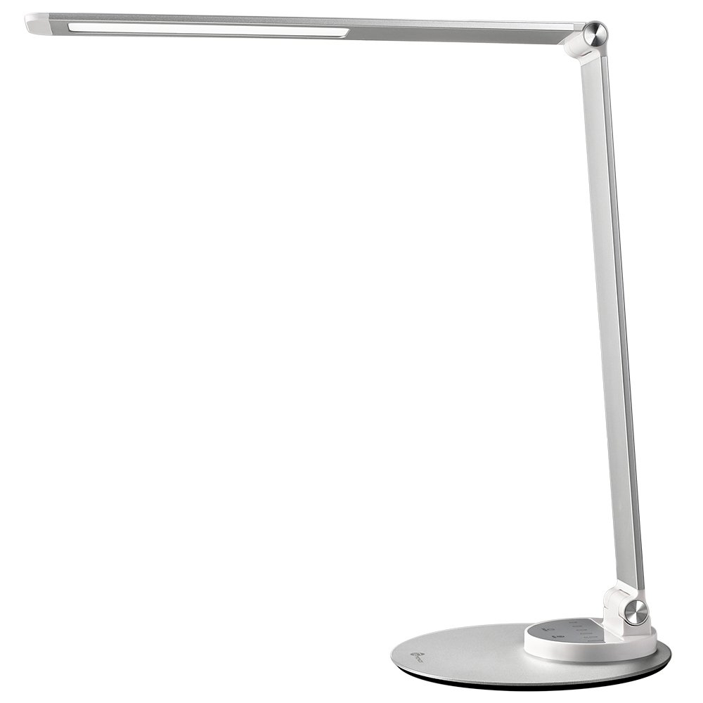 TaoTronics Minimalist LED namizna svetilka srebrna TT-DL19