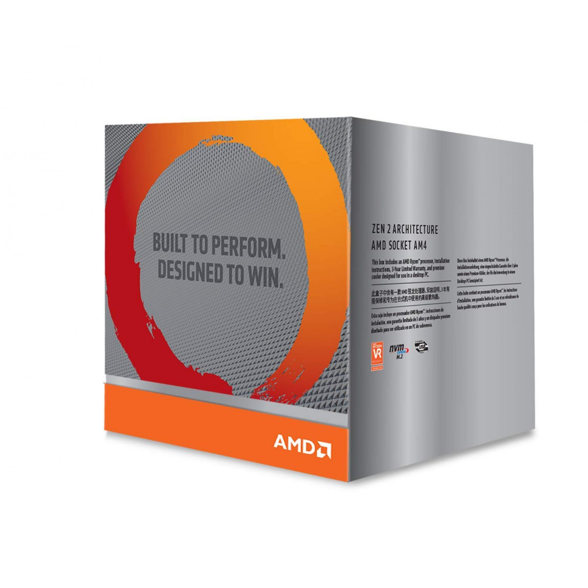AMD Ryzen 9 3900XT procesor