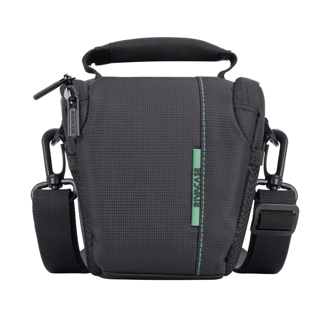 RivaCase črna torba za digitalni fotoaparat 7412 PS