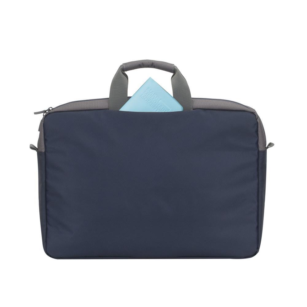 RivaCase modra torba za prenosnike 13.3-14