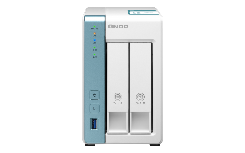QNAP TS-231K NAS strežnik za 2 diska