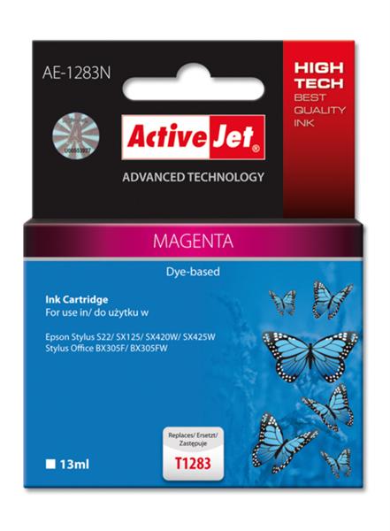 ActiveJet magenta črnilo Epson T1283