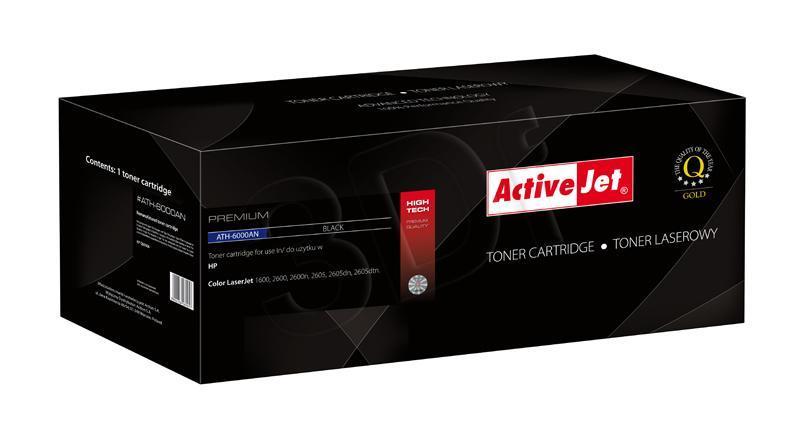ActiveJet črno črnilo HP Q6000A