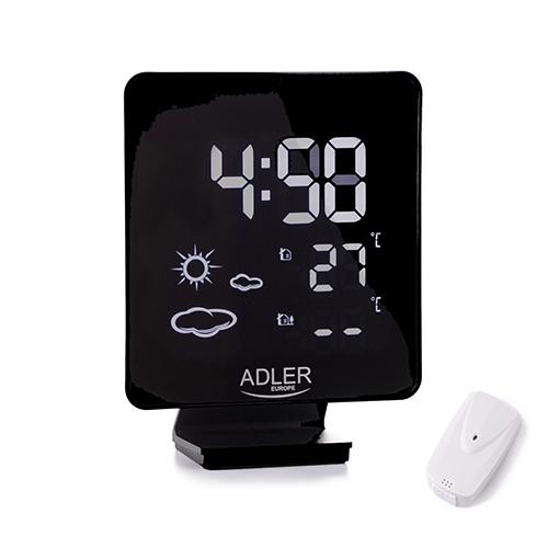 Adler vremenska postaja, črna