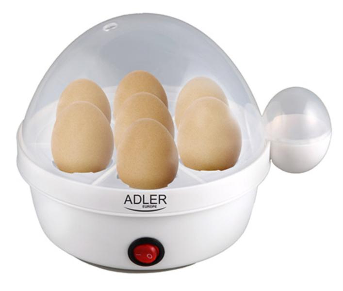 Adler kuhalnik za jajca 450w
