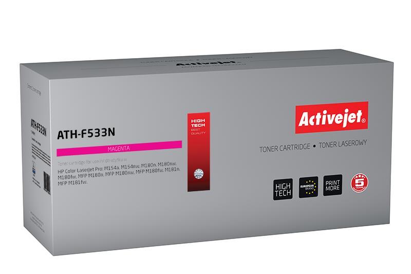 ActiveJet magenta toner HP CF532A