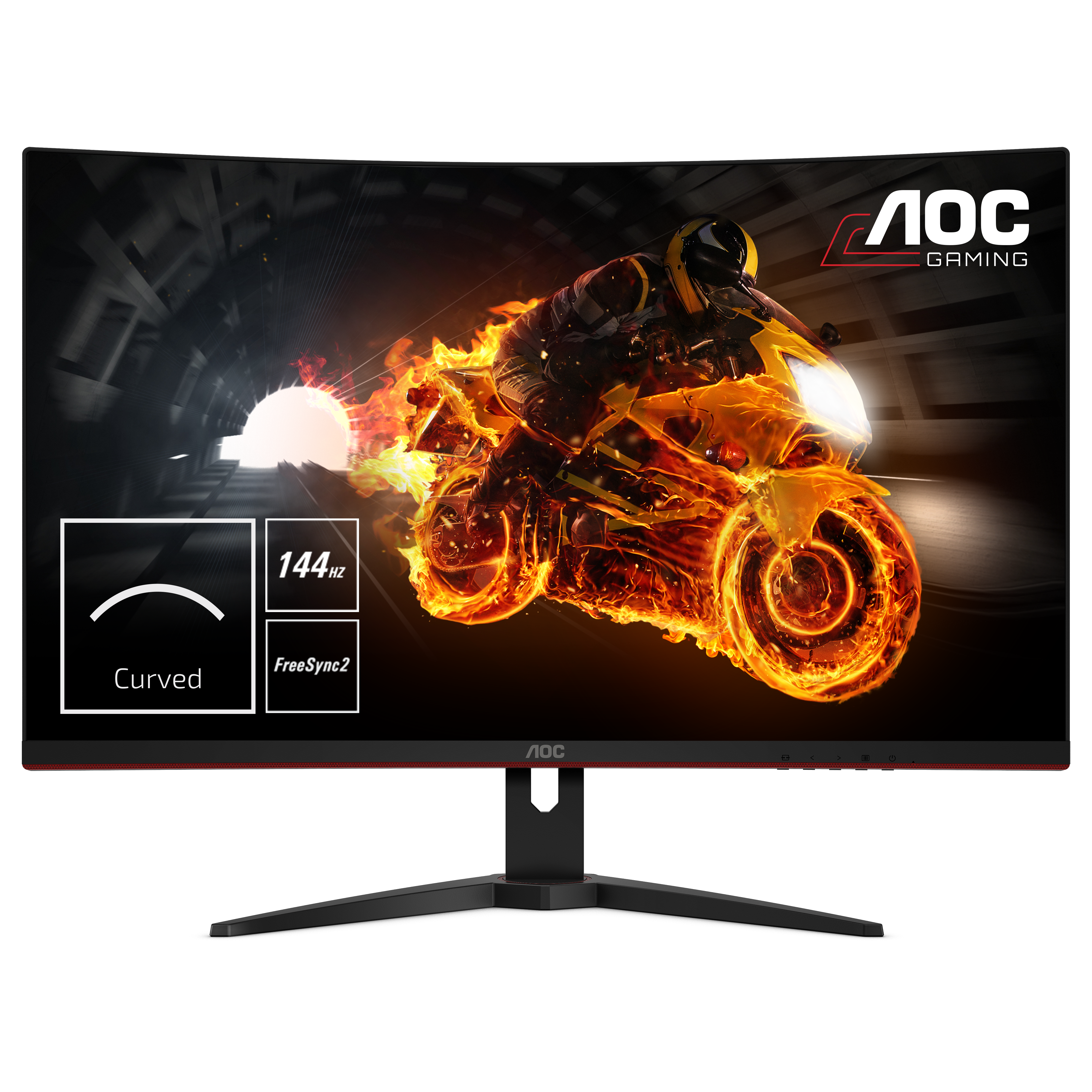 AOC C32G1 31.5'' ukrivljen gaming monitor