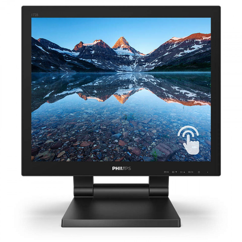 "Philips 172B9T 17"" touch monitor"