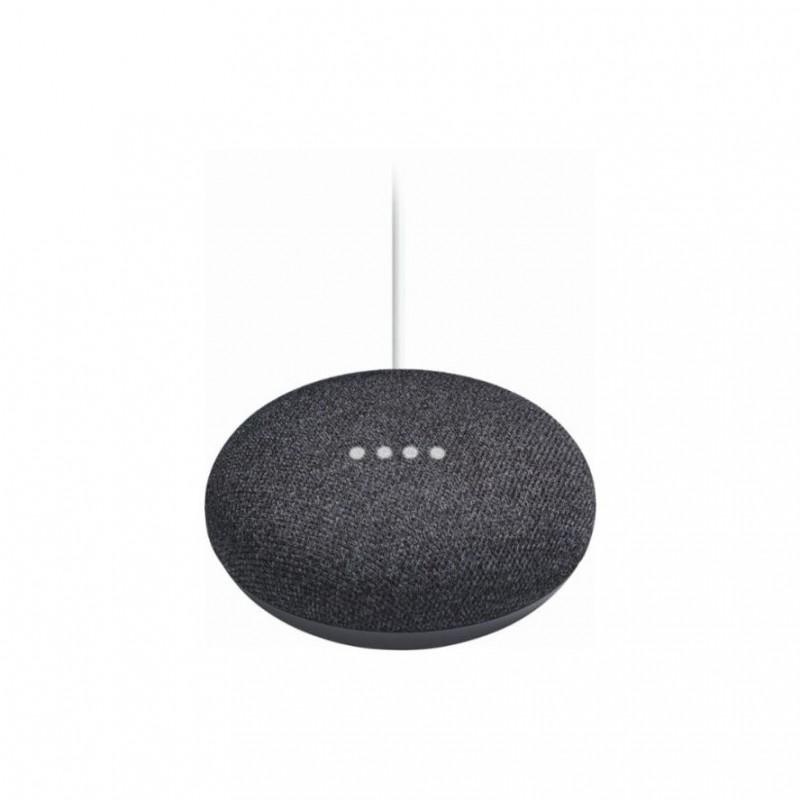 Google pametni hišni asistent Home Mini zvočnik, temno siv