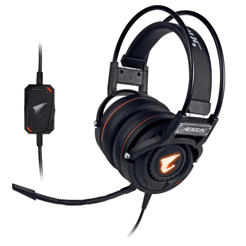Gigabyte AORUS H5 stereo Gaming slušalke