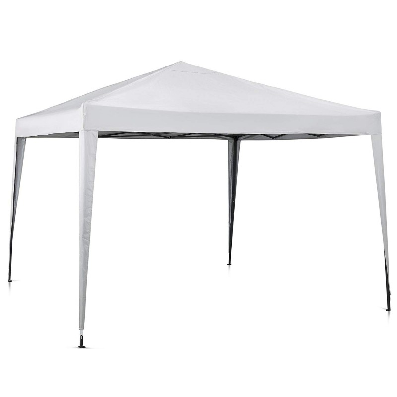 VonHaus paviljon Pop up Gazebo 3x3m Ivory