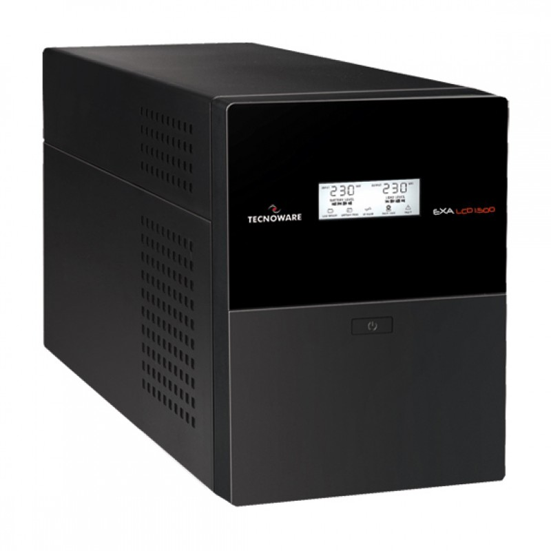 Tecnoware UPS EXA LCD 1.5 brezprekinitveno napajanje