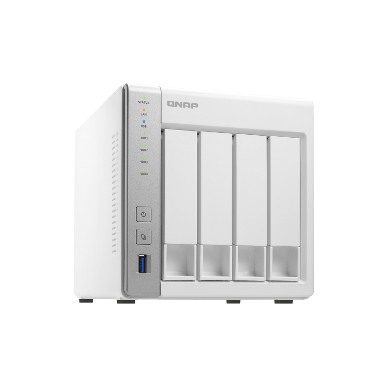 QNAP TS-431P2-4G NAS strežnik za 4 diske