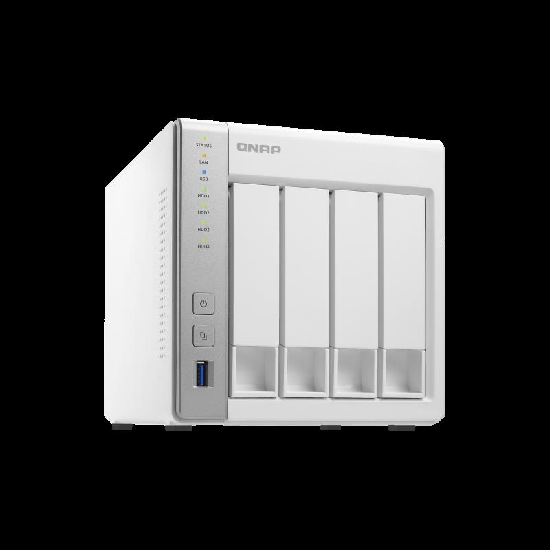 QNAP TS-431P2-1G NAS strežnik za 4 diske