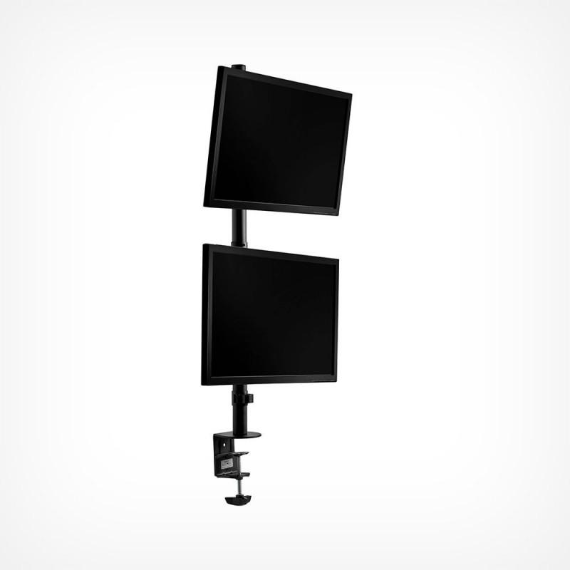 VonHaus dvojni namizni nosilec do diagonale 32'' vertikalen