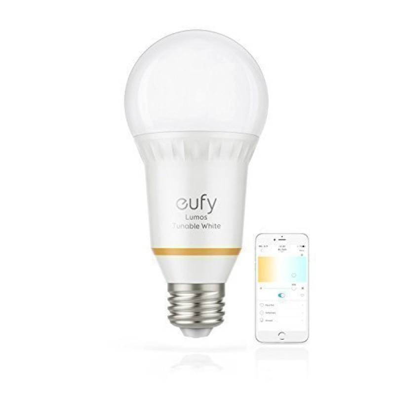 Eufy Lumos by Anker pametna WiFi glasovno nastavljiva LED sijalka, nastavljiva bela