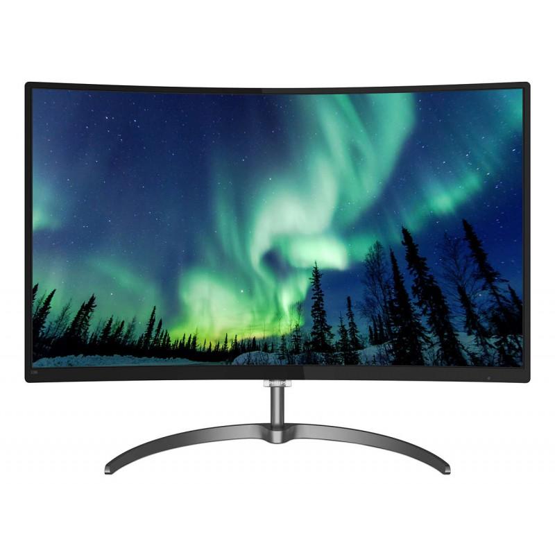 "Philips 328E8QJAB5 31,5"" MVA ukrivljen monitor"