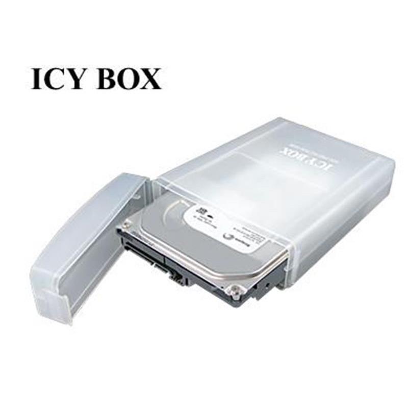 """Icybox IB-AC602 zaščitna škatla za 3.5"""" disk"""