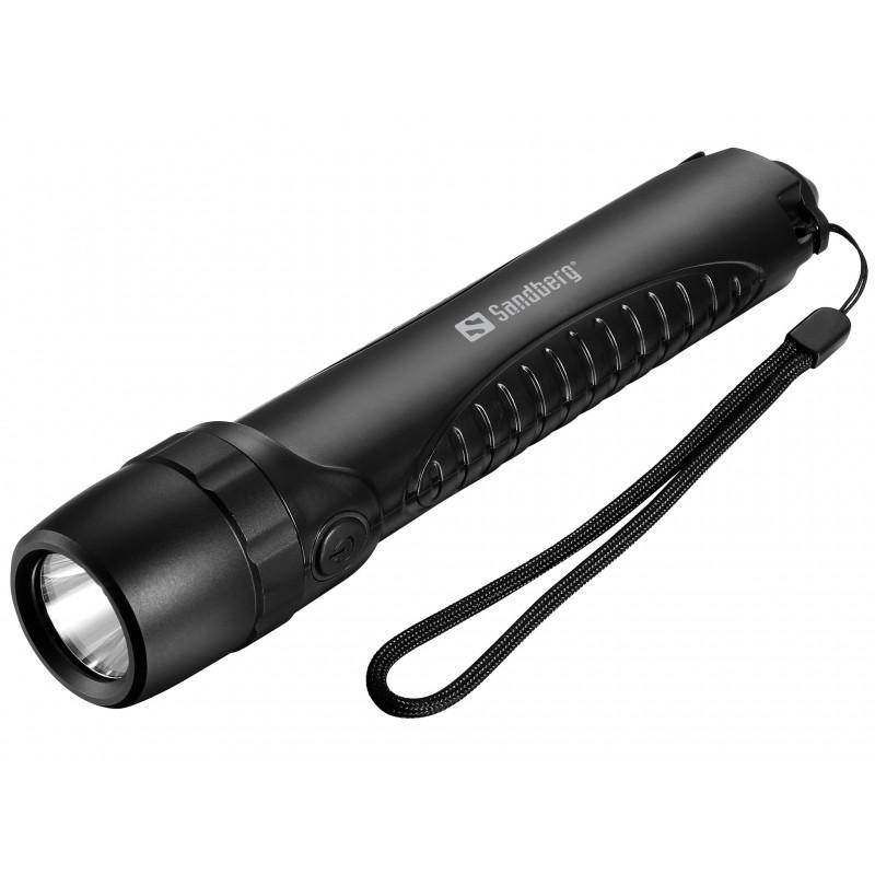 Sandberg Survivor prenosna LED svetilka s Powerbank-om 10400mAh