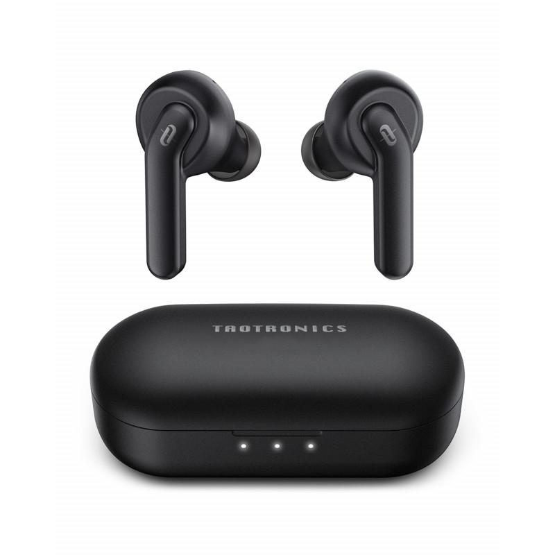 TaoTronics PureCore ANC TWS slušalke črne TT-BH1003