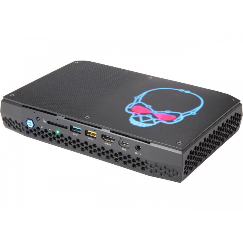 Intel NUC kit i7 NUC8I7HNK računalnik z Radeon RX Vega GL grafiko