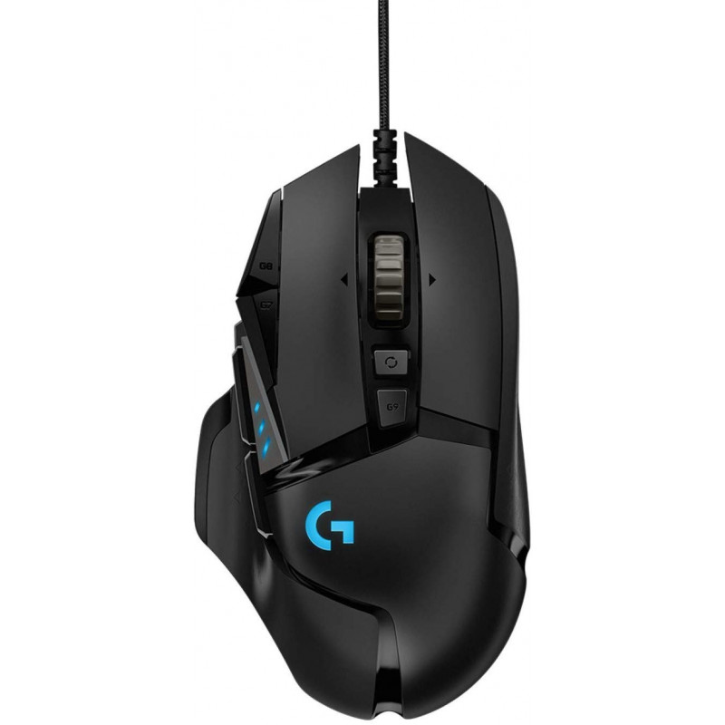 Logitech Gaming miška G502 Hero LED