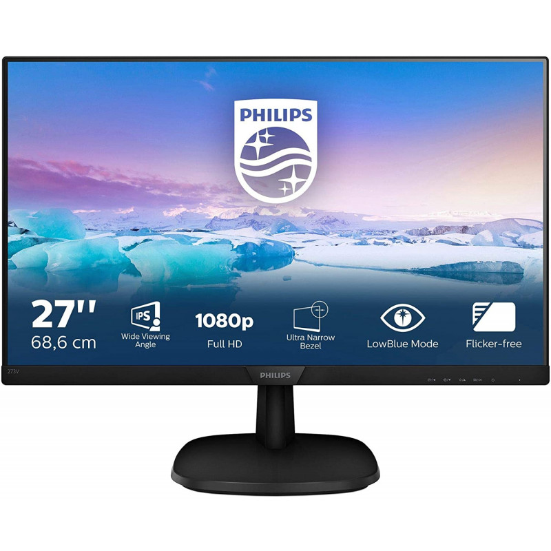 """Philips 273V7QDSB 27"""" IPS monitor"""