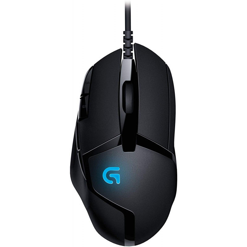 Logitech Gaming miška G402 LED Hyperion Fury (910-004067)