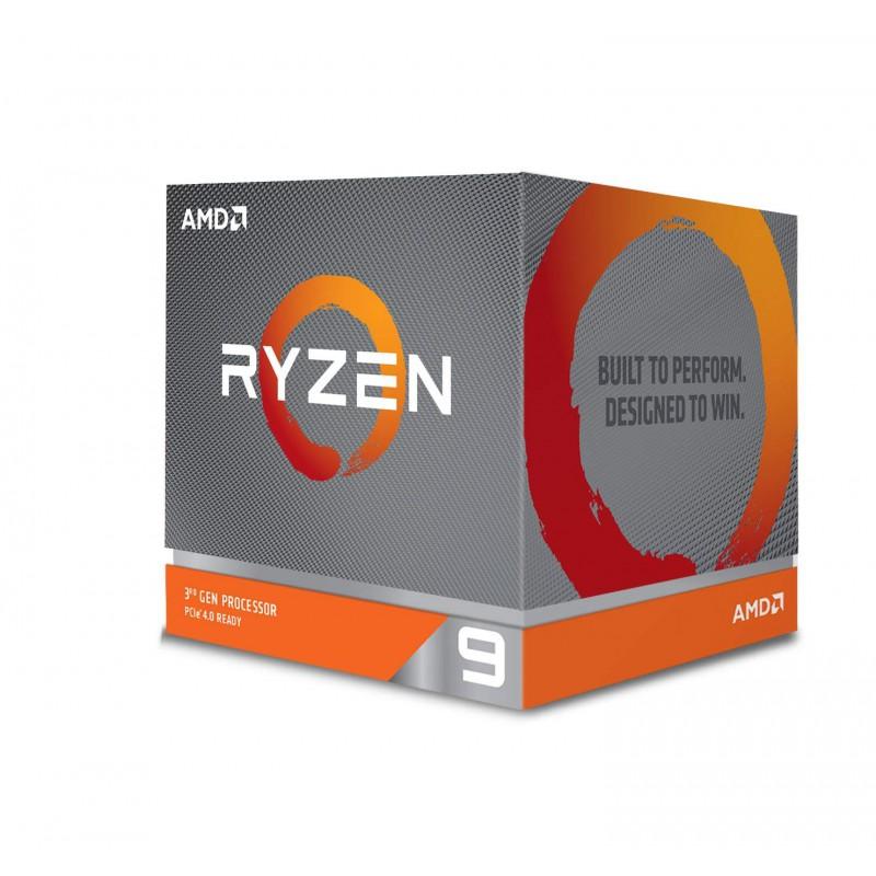AMD Ryzen 9 3900X procesor z Wraith Prism hladilnikom