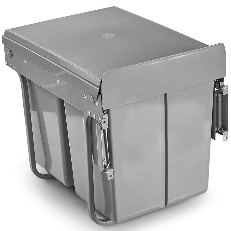 VonHouse vgradni koš za odpadke 40L