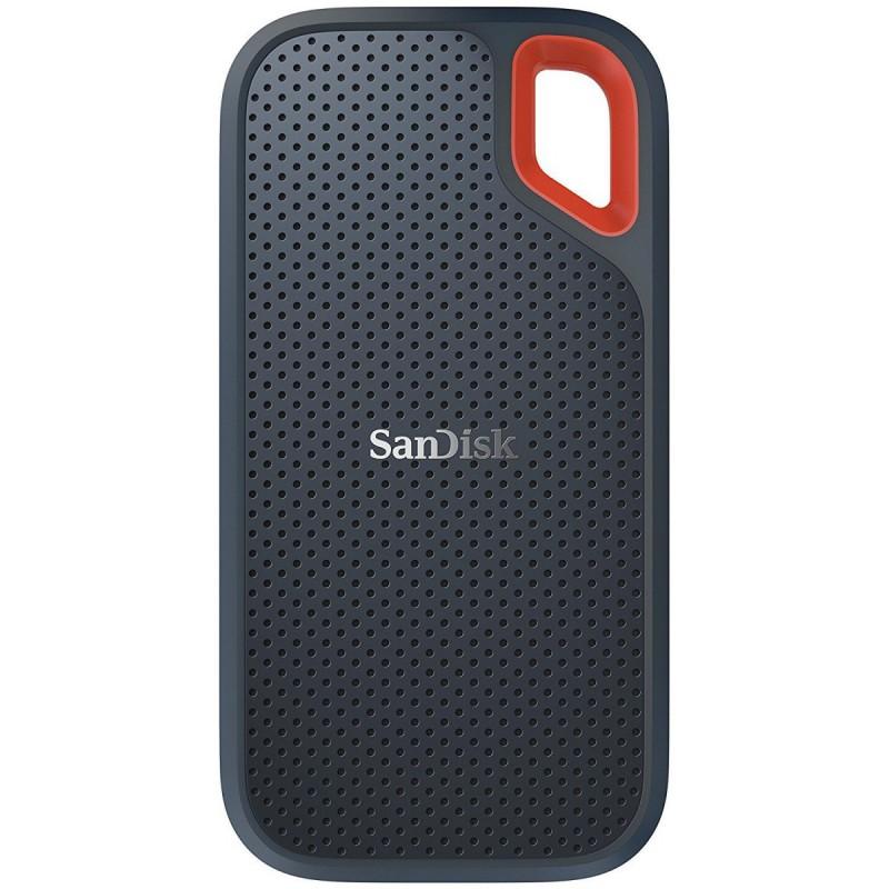 SanDisk 500GB Extreme Portable SSD, USB-C