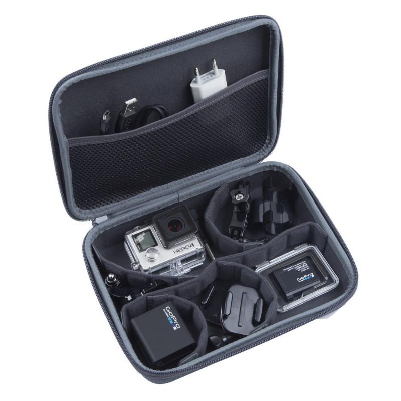 RivaCase siva torba za športne kamere (GoPro) 7512