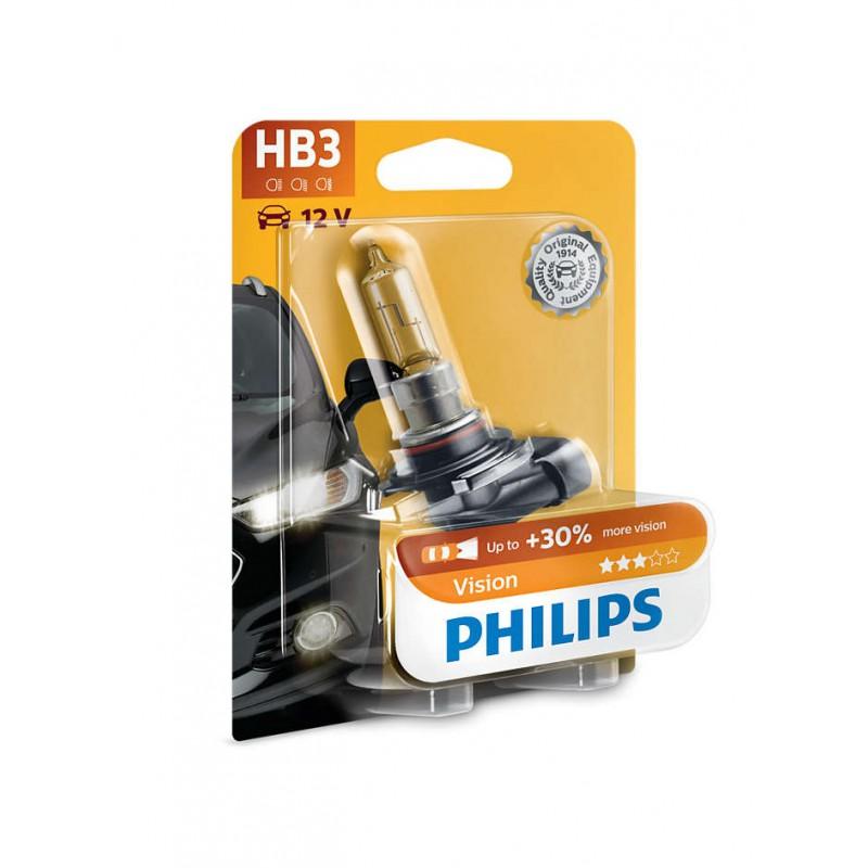 Philips avtomobilska žarnica Vision HB3 12V 65W